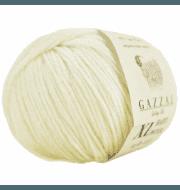 Пряжа GAZZAL Baby Wool XL Цвет.829XL Молочный