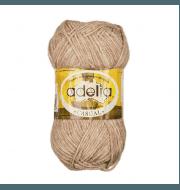 Пряжа Adelia Casual Цвет.04 Светло коричневый