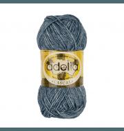 Пряжа Adelia Casual Цвет.09 Синий