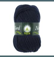 Пряжа VITA Nord Цвет.4779 Темно-синий