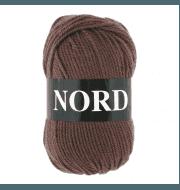 Пряжа VITA Nord Цвет.4771 Светлое какао
