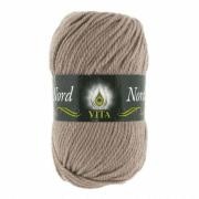 Пряжа VITA Nord Цвет.4782 Кофе с молоком