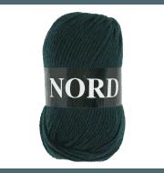 Пряжа VITA Nord Цвет.4775 Изумрудный