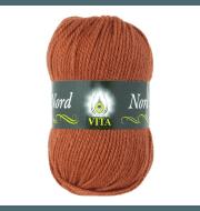 Пряжа VITA Nord Цвет.4778 Терракот