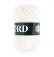 Пряжа VITA Nord Цвет.4751 Белый