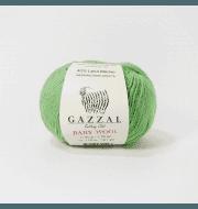 Пряжа GAZZAL Baby Wool Цвет.821