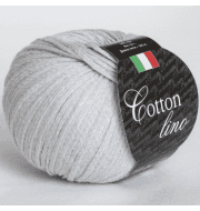 Пряжа Seam Cotton Lino Цвет.12