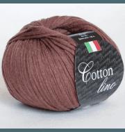 Пряжа Seam Cotton Lino Цвет.08