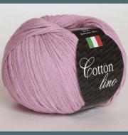 Пряжа Seam Cotton Lino Цвет.09