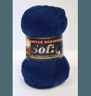 Пряжа Color City Sofit Цвет.2313 Темно синий