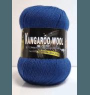 Пряжа Color City Kangaroo wool Цвет.2303 Джинсовый