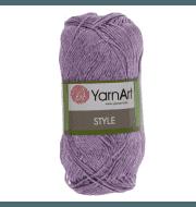 Пряжа YarnArt Style Цвет.674 Астра