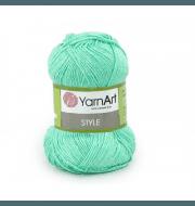 Пряжа YarnArt Style Цвет.659 Весна