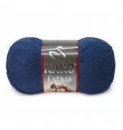 Пряжа Nako Estiva Цвет.6955