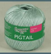 Пряжа Семеновская Pigtail Цвет.Ледник