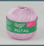 Пряжа Семеновская Pigtail Цвет.Бел-Астра