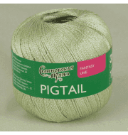 Пряжа Семеновская Pigtail Цвет.Долина