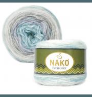 Пряжа Nako PERU COLOR Цвет.32184