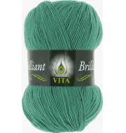 Пряжа VITA Brilliant Цвет.5117