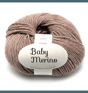 Пряжа DROPS Baby Merino Цвет.17m