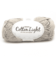 Пряжа DROPS Cotton Light Цвет.21 Lys beige
