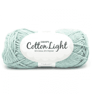 Пряжа DROPS Cotton Light Цвет.27 Mint