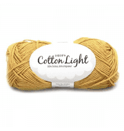 Пряжа DROPS Cotton Light Цвет.28 Gul