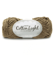 Пряжа DROPS Cotton Light Цвет.22 Brun