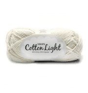Пряжа DROPS Cotton Light Цвет.01