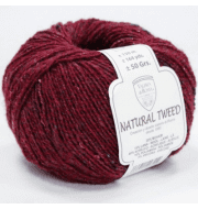 Пряжа Valeria di Roma Natural Tweed Цвет.027