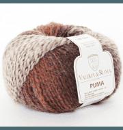 Пряжа Valeria di Roma Puma Цвет.625