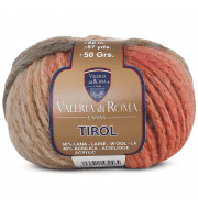 Пряжа Valeria di Roma Tirol Цвет.8301