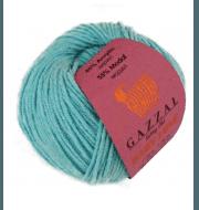 Пряжа GAZZAL Baby Love-GZ Цвет.1613