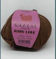 Пряжа GAZZAL Baby Love-GZ Цвет.1626