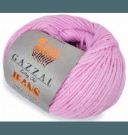 Пряжа GAZZAL JEANS-GZ Цвет.1104