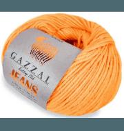 Пряжа GAZZAL JEANS-GZ Цвет.1124