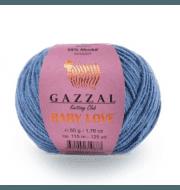Пряжа GAZZAL Baby Love-GZ Цвет.1601