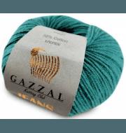 Пряжа GAZZAL JEANS-GZ Цвет.1130
