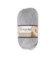 Пряжа YarnArt Merino De Luxe Цвет.3072 Сталь