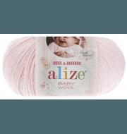 Пряжа Alize Baby Wool Цвет.184