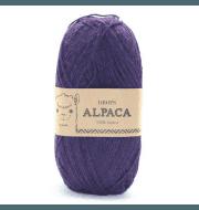 Пряжа DROPS Alpaca Цвет.4400