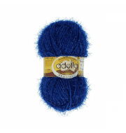 Пряжа Adelia Brilliant 07 синий