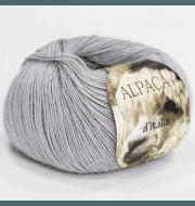 Пряжа Seam Alpaca de Italia Цвет.14