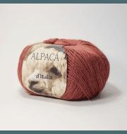 Пряжа Seam Alpaca de Italia Цвет.07