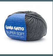 Пряжа Lana Gatto SUPER SOFT Цвет.20742
