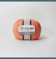 Пряжа YarnArt Jeans Цвет.23