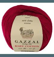 Пряжа GAZZAL Baby Cotton Gazzal Цвет.3442