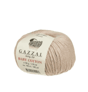 Пряжа GAZZAL Baby Cotton Gazzal Цвет.3446