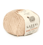 Пряжа GAZZAL Baby Cotton Gazzal Цвет.3445