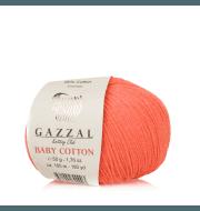 Пряжа GAZZAL Baby Cotton Gazzal Цвет.3459